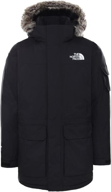 The North Face Recycled McMurdo Jacke Herren TNF black